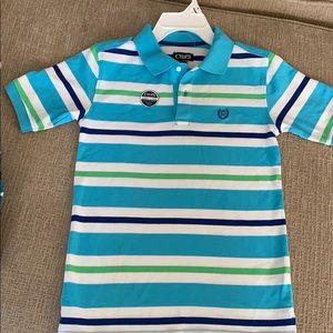 Boys Chaps short sleeve polo shirt-NEW, Never Worn